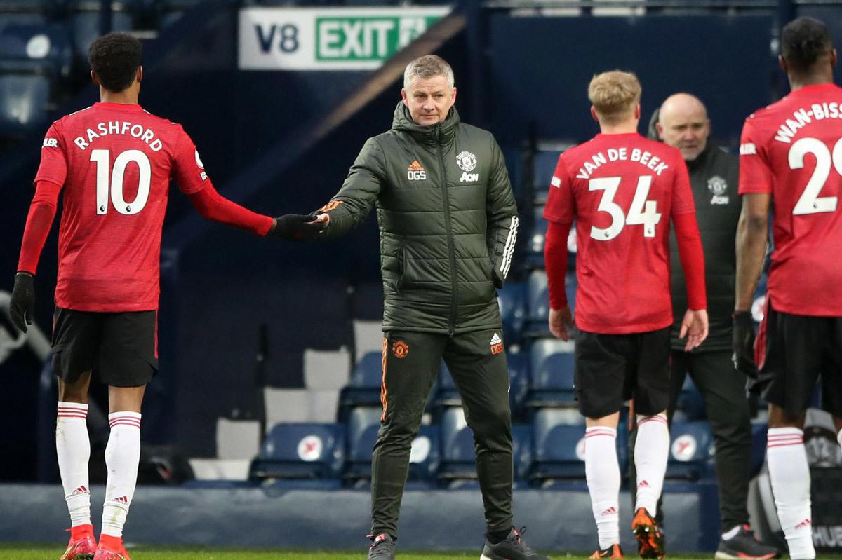 MU hụt hơi đua Premier League: Solskjaer còn non lắm