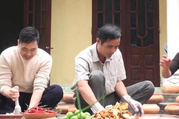Người đưa cá kho làng Vũ Đại xuất ngoại