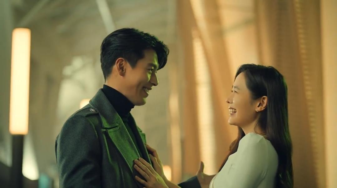 Hyun Bin và Son Ye Jin lần đầu xuất hiện cùng nhau trong lễ tình nhân
