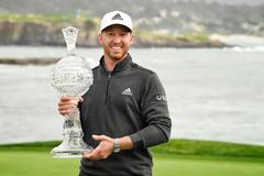 Daniel Berger có danh hiệu PGA Tour thứ 4