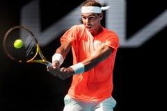 Nadal dạo chơi lấy vé tứ kết Úc Mở rộng