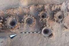 Phát hiện nhà máy bia 5.000 năm tuổi tại Ai Cập