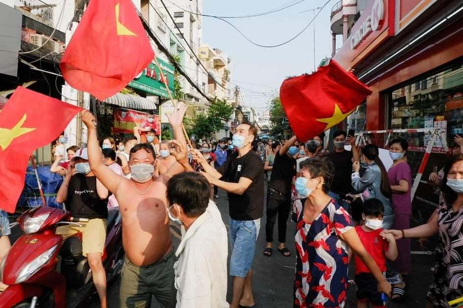 TP.HCM gỡ phong tỏa khu Mả Lạng hơn 2.100 dân