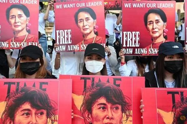 Bà Aung San Suu Kyi phải hầu tòa trong tuần này