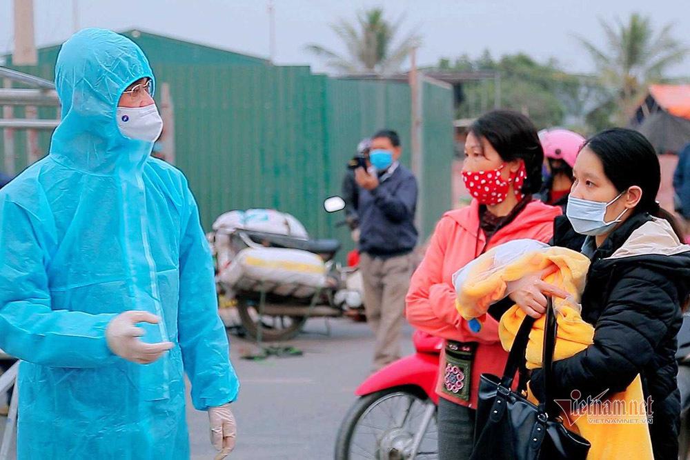Người vào Quảng Ninh từ Hải Dương và các vùng dịch phải cách ly tự trả phí