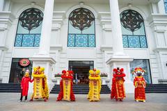 TTTM Vincom toàn quốc rực rỡ sắc màu đón khách du Xuân