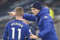 Timo Werner thấy may vì Thomas Tuchel đến Chelsea thay Lampard