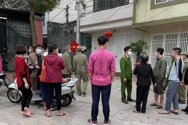 Nghi án chồng sát hại vợ vào chiều mùng 5 Tết ở Hà Nội