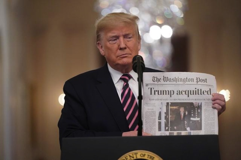 Thế giới tuần qua: Châu Á đónTết giữa đại dịch, ông Trump trắng án