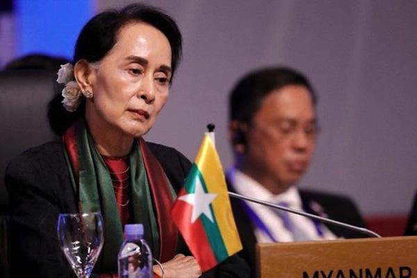 Bà Aung San Suu Kyi đối mặt tội danh mới