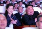 Vợ ông Kim Jong Un tái xuất sau hơn một năm vắng bóng