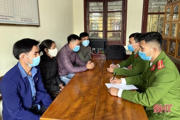 Hà Tĩnh xử lý 437 đối tượng tàng trữ, sử dụng pháo dịp Tết