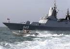 Hình ảnh hải quân Iran, Nga tập trận chung khoe sức mạnh