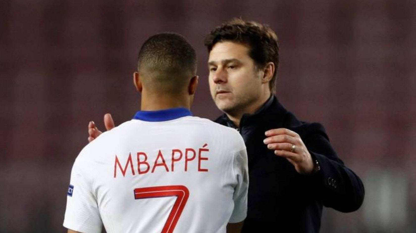 Mbappe hỏi Pochettino về Premier League và luyện tiếng Anh mọi lúc