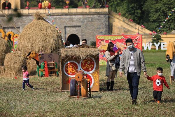 Vietnamese Tet Programme at Thang Long Imperial Citadel