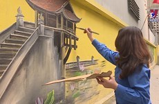 Murals aim to protect environment