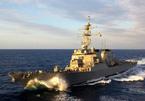 Mỹ điều tàu hải quân đi ngang qua quần đảo Trường Sa