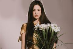 Song Hye Kyo lãng mạn ngọt ngào như nữ thần mùa xuân