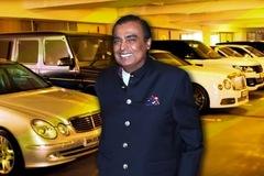 Tỷ phú giàu nhất Ấn Độ được bảo vệ như tài sản quốc gia