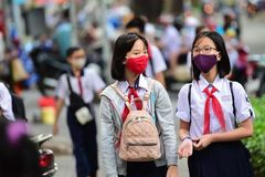To prevent spread of Covid-19, students in nearly 40 provinces stay home after Tet