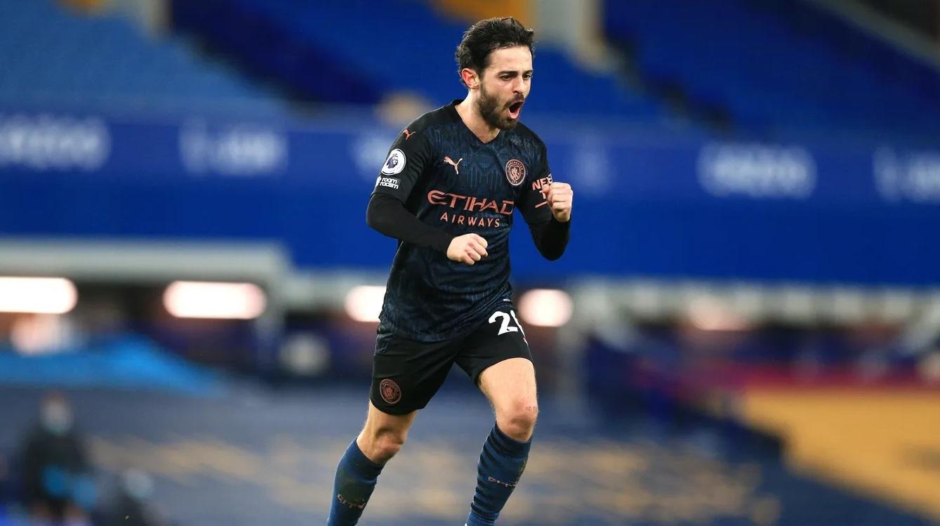 Thổi bay Everton, Man City 'vô đối' Ngoại hạng Anh