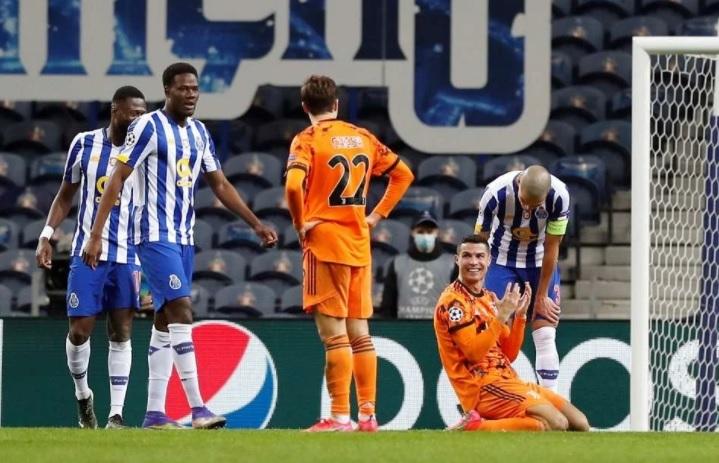 Pirlo: 'Juventus đã rơi vào bẫy của Porto'