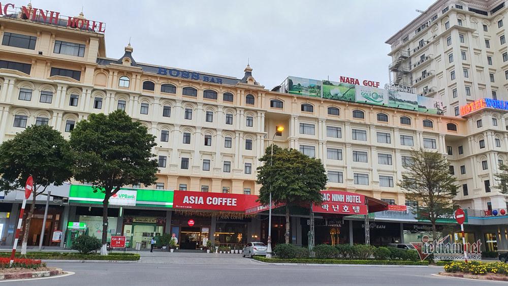 Hàng quán, di tích đóng cửa, Bắc Ninh vắng như mùng 1 Tết
