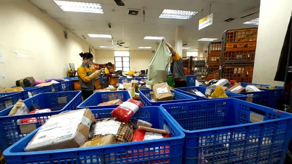 Vietnam Post đảm bảo dịch vụ bưu chính thông suốt trong dịp Tết Nguyên đán