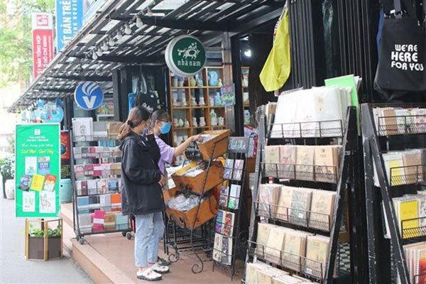 HCM City Book Street - A cultural and spiritual destination