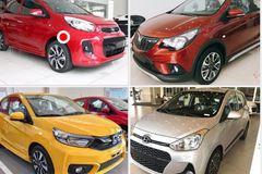 Xe hạng A tháng 1/2021: Vinfast Fadil lật đổ Hyundai Grand i10 trở lại ngôi vương