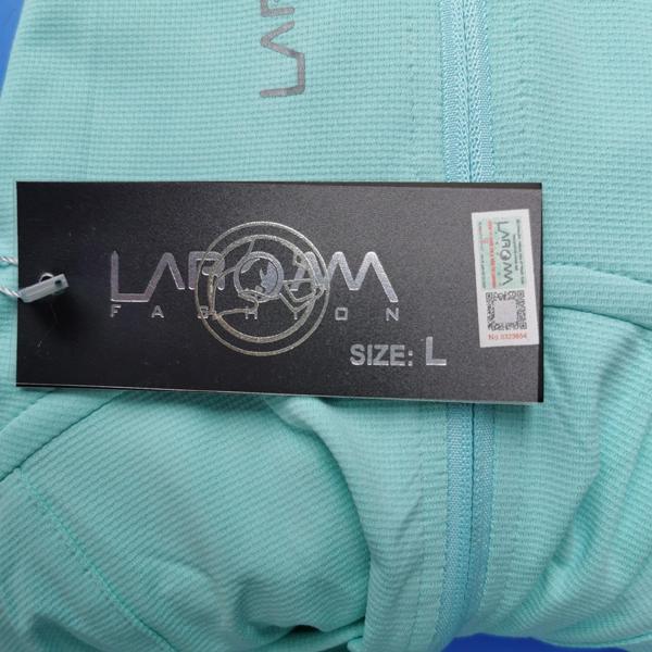 Laroma Fashion áp dụng tem chống hàng giả trên sản phẩm