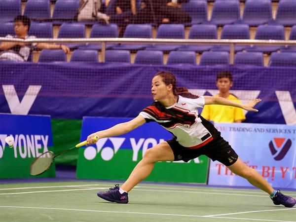 Vietnam top badminton player,vietnam sports,nguyen thuy linh