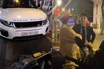 Huỳnh Anh bị tố gây tai nạn gẫy răng người khác, lươn lẹo trốn bồi thường
