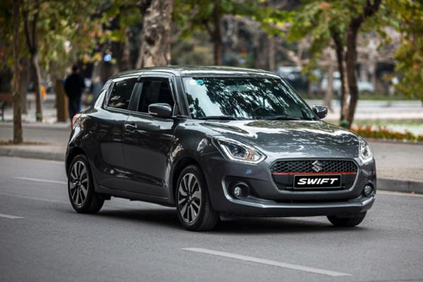 Ô tô Suzuki - lựa chọn đáng cân nhắc dịp năm mới 2021