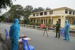 Bắc Ninh phong tỏa một khu phố có 1.220 hộ dân