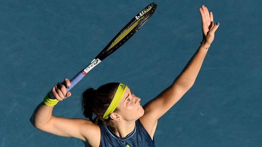 Xác định cặp đấu chung kết đơn nữ Australian Open