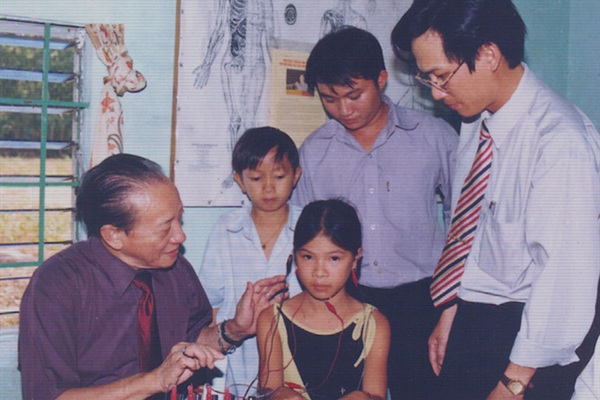 Late acupuncturist devotedhis life to helping others