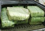 Đại ca Hà Thành 'ôm' 6 bánh ma túy, cố thủ trong chiếc Ford-Escepe