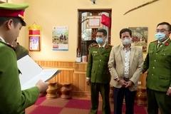 Bắt tạm giam cựu Phó Giám đốc Sở Y tế tỉnh Sơn La và 3 đồng phạm