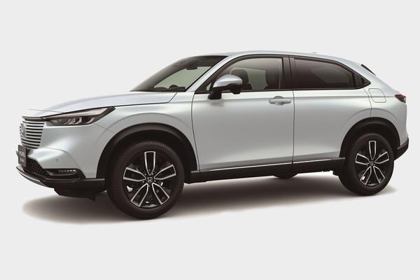 Honda HR-V đời 2021 được ra mắt tại Nhật Bản