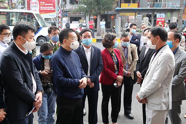Hơn 28.000 người về từ Hải Dương, Chủ tịch Hà Nội yêu cầu ưu tiên xét nghiệm