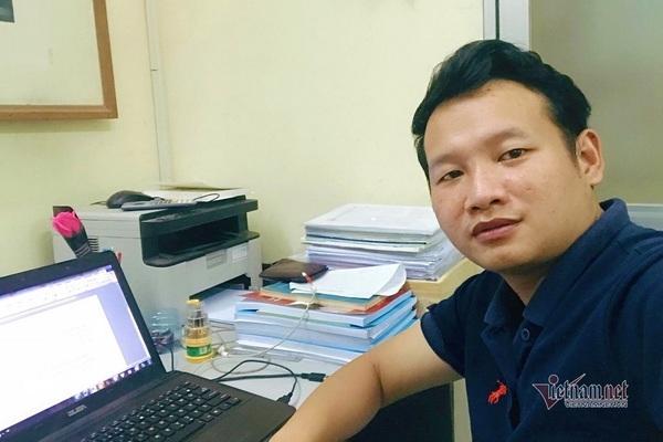 Thầy giáo Vật lý bảo vệ tiến sĩ với 18 công bố quốc tế