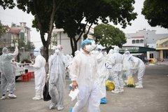 Hải Dương phát hiện một sinh viên nghi nhiễm Covid-19 qua xét nghiệm sàng lọc