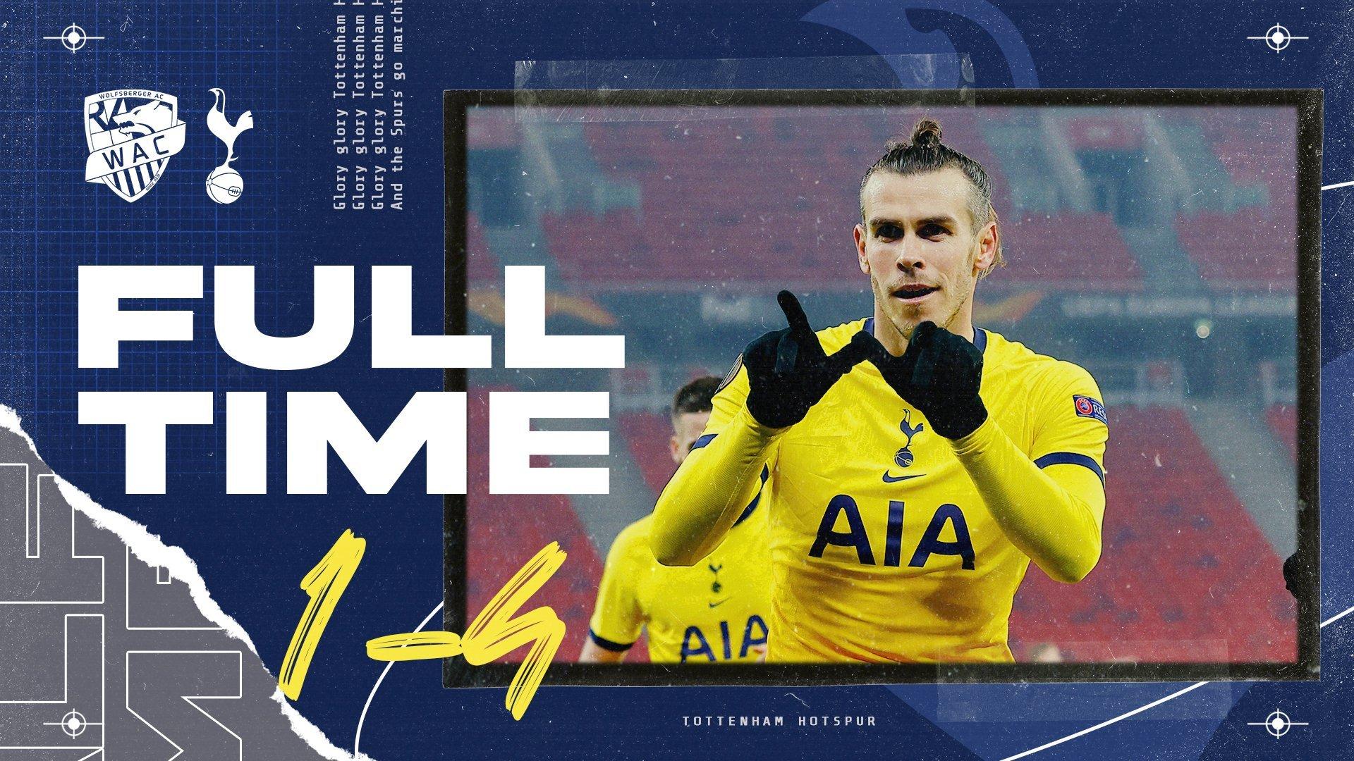 Bale và Son tỏa sáng, Tottenham đại thắng ở Europa League
