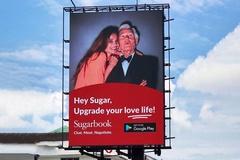 Sự sụp đổ của ứng dụng tìm Sugar Daddy