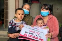 Bé Diệu Linh ung thư lưỡi được bạn đọc ủng hộ hơn 88 triệu đồng