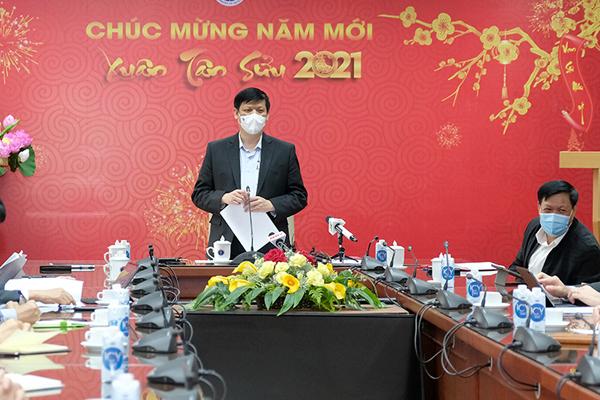 Bộ trưởng Y tế: Việt Nam cần 150 triệu liều vắc xin Covid-19 trong năm 2021