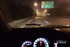 Khởi hành du xuân vào ban đêm, lái xe cần chú ý những gì?