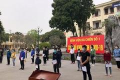22 ca Covid-19 ở Chí Linh khỏi bệnh, trong đó có người từng tổn thương phổi