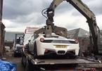 Cảnh sát Anh bị kiện vì phá hủy siêu xe Ferrari
